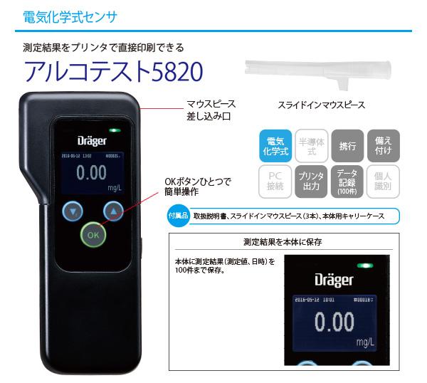アルコールチェッカー アルコール検知器|(株) …