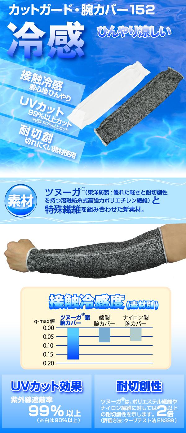 カットガード・腕カバー152商品詳細