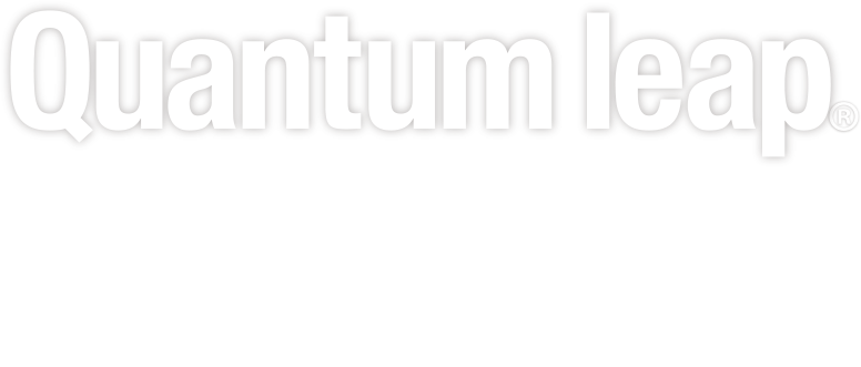 Quantum leap 跳ねる感動、ワークシーンに再び。クワンタムリープ QL-01N