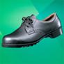 一般作業安全靴 ゴム1層底