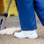 ビルメンテナンス 清掃業(安全靴)