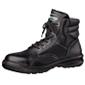 一般作業安全靴 中編上靴