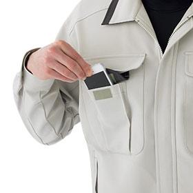 胸小物ポケット