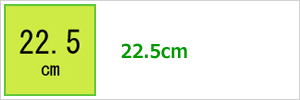 22.5cm