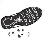 靴底のはがれ/ポリウレタンの加水分解