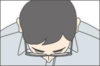 一般的な視力矯正めがね