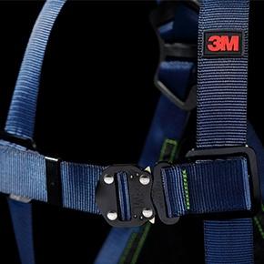 可動式胸ベルト