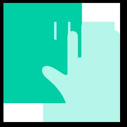 接触感染予防手袋 Ms132 抗菌手袋 ミドリ安全 公式通販