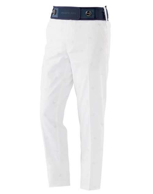 ロゴジャカードストレッチ PF1パンツBOA ホワイト