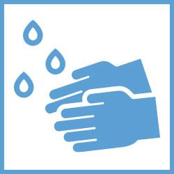正しい手洗い・消毒方法