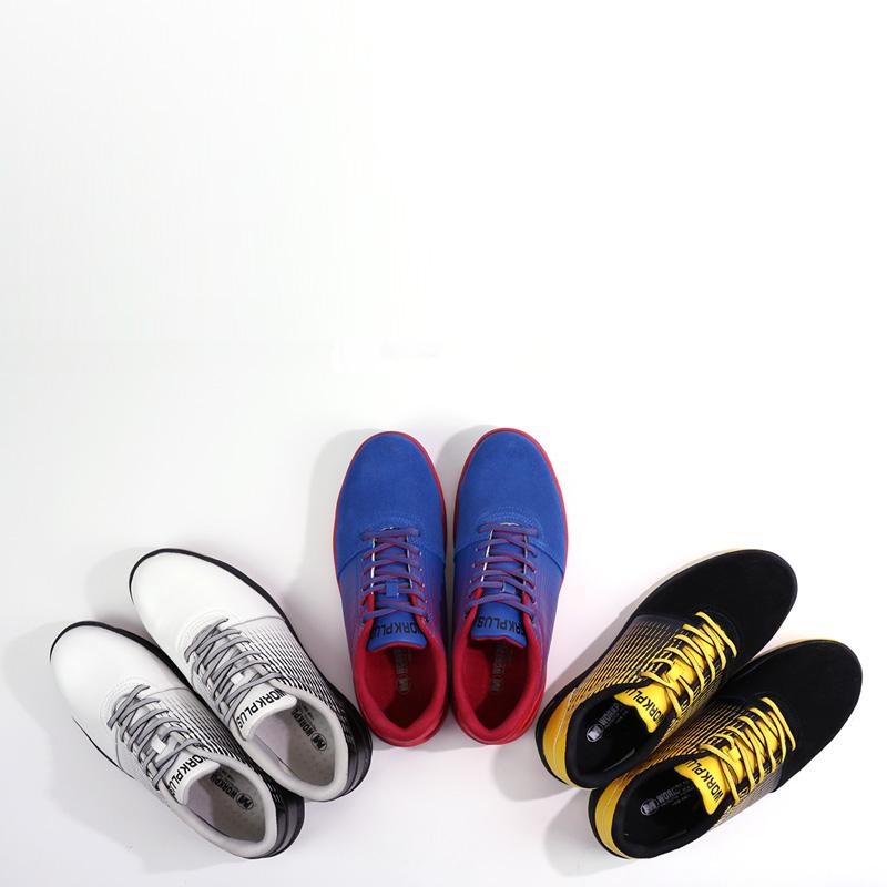 wpa110 | workplus air オシャレ安全靴 スタイリッシュでアクティブなアクセント