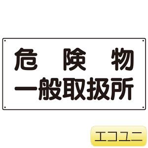 危険物・高圧ガス標識